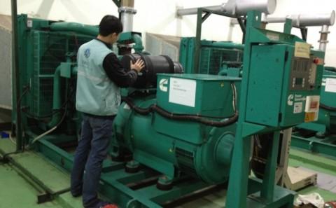 Sửa chữa, phục hồi máy móc, thiết bị ngành công nghiệp và các sản phẩm cơ khí